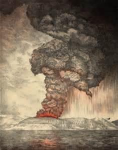 a-eruption
