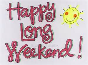 a-long-weekend