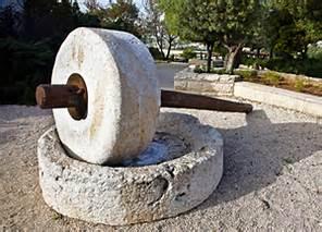 a-millstone