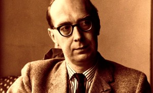 NPG P1675; Philip Larkin by Rollie McKenna