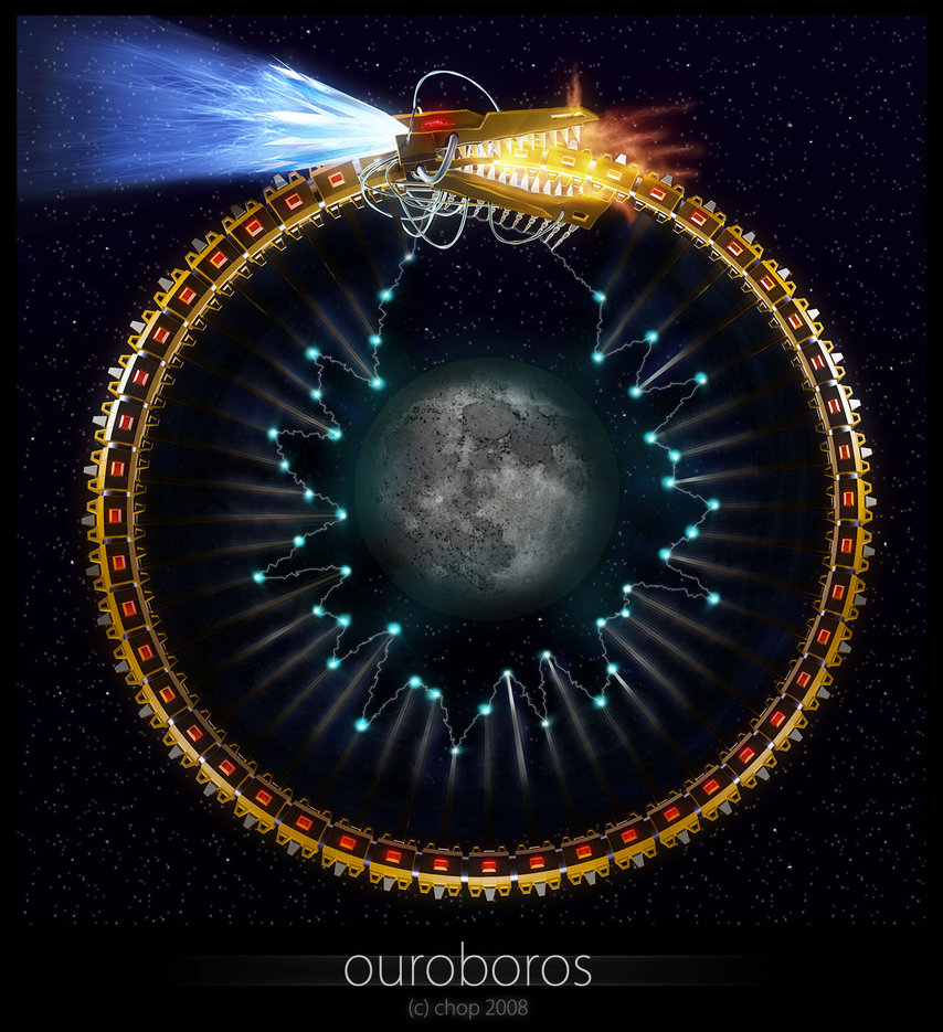 ouroboros_by_chop