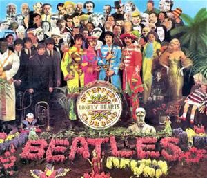 St Pepper's Cover